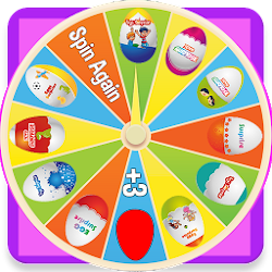 Wheel Of Surprise Eggs