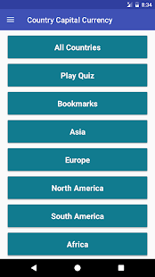 Country Capitals And Currency Android Apps On Google Play - Capital of all countries