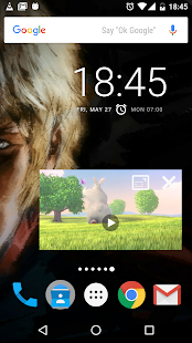 VLC for Android: miniatura de captura de pantalla