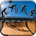 BMX Bike Ride Live Wallpaper icon