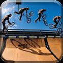 BMX Bike Ride Live Wallpaper icon