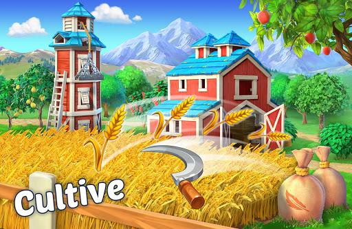 Wild West: New Frontier. Crée ta ferme de rêve! APK MOD – Pièces Illimitées (Astuce) screenshots hack proof 2