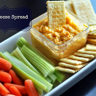 Cheddar Cheese Garlic Spread Recipes