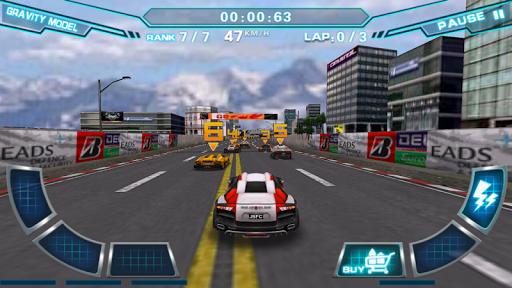 Real Speed Night Racing