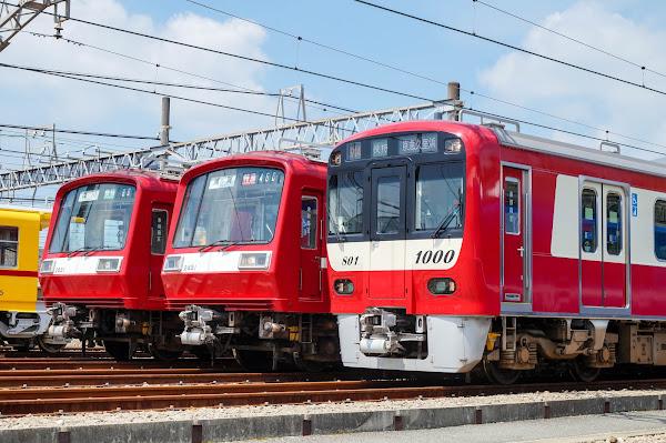 京急ファミリー鉄道フェスタ