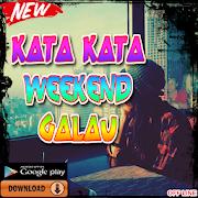 App Kata Kata Weekend Galau APK for Windows Phone