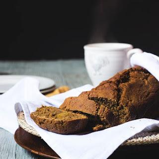 groninger koek (Dutch rye gingerbread).