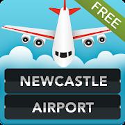 FLIGHTS Newcastle Airport