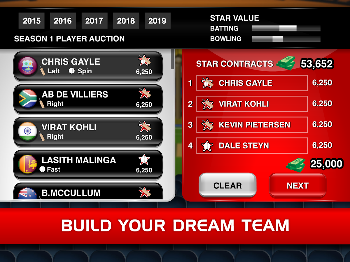 Stick Cricket Premier League- screenshot