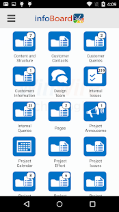 SharePoint infoBoard Basic- screenshot thumbnail