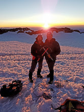 Photo: Dad and Me on the Summit