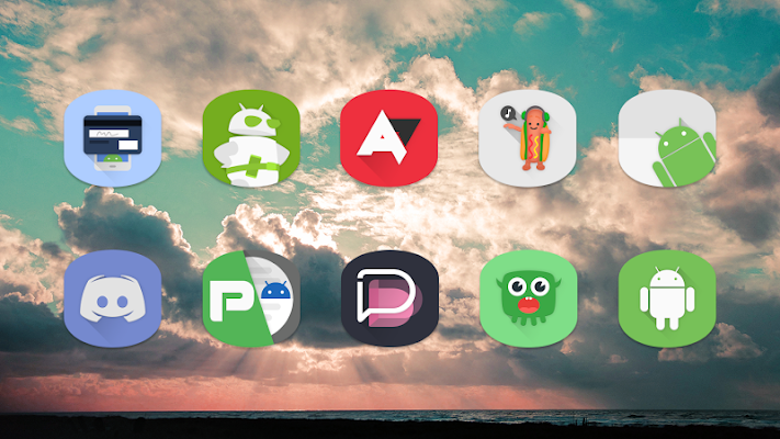 Pixcyl - Icon Pack Screenshot Image