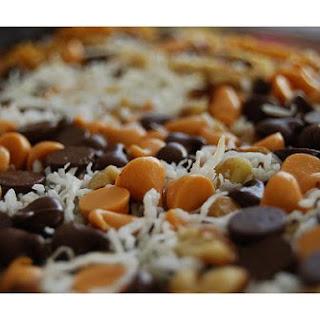 Chocolate-Coconut Cookies