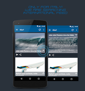 Surfdroid- screenshot thumbnail