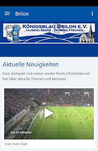 Königsblau Brilon eV- screenshot thumbnail