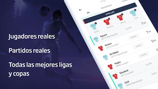 FOOSIO – Mánager de fútbol en vivo 2