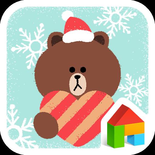 Christmas LINE Launcher theme