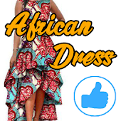 African Clothing Dress