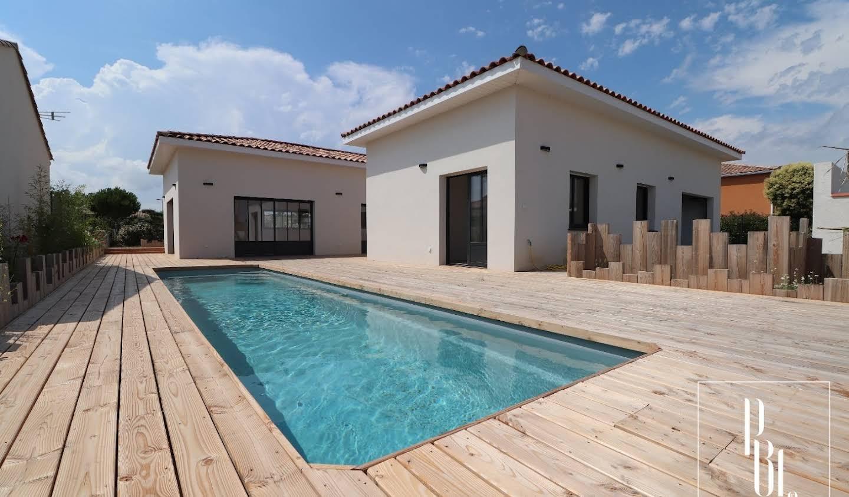 Villa avec piscine et terrasse Puimisson