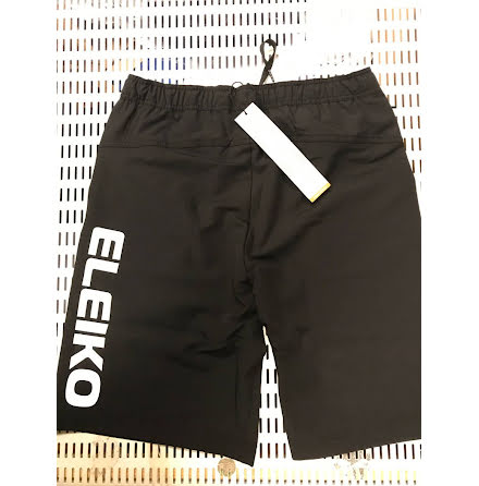 Eleiko Shorts Black