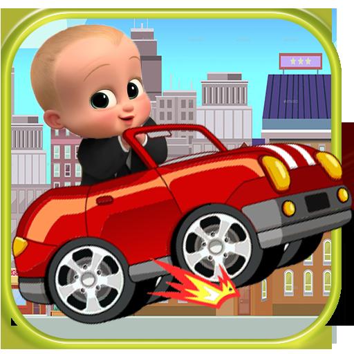 Baby Boss Car Racing Adventures