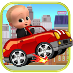 Baby Boss Car Racing Adventures Icon