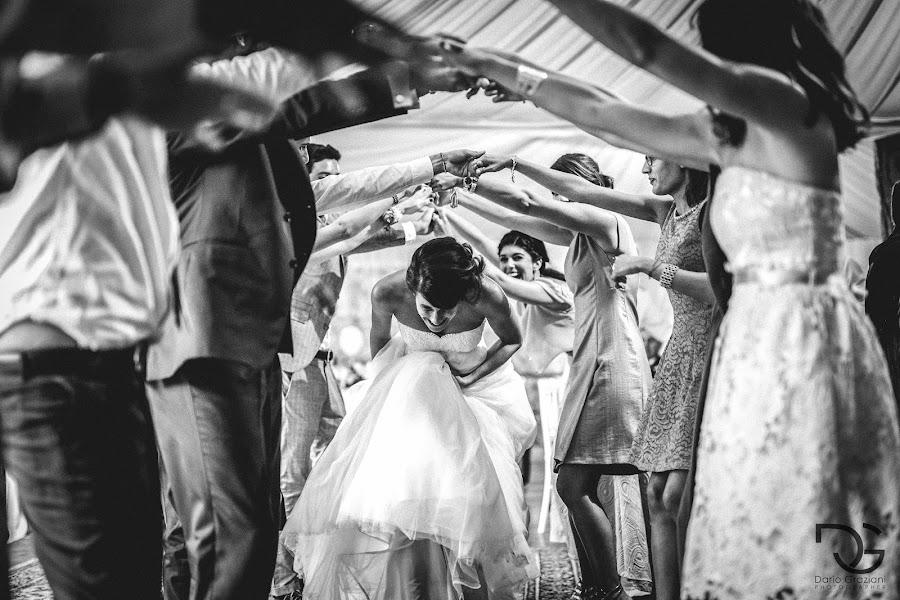 Wedding photographer Dario Graziani (graziani). Photo of 13.09.2016