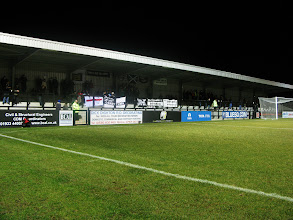 Photo: 15/02/12 v Hinckley United (Conference North) 0-2 - contributed by Leon Gladwell