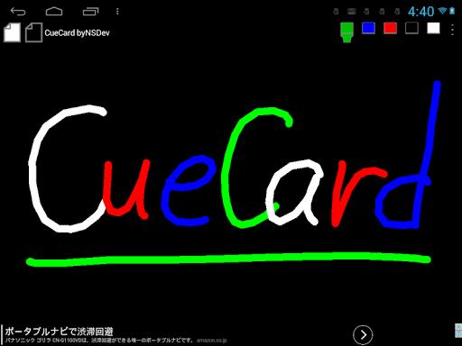 CueCard byNSDev 1.0.3 Windows u7528 5