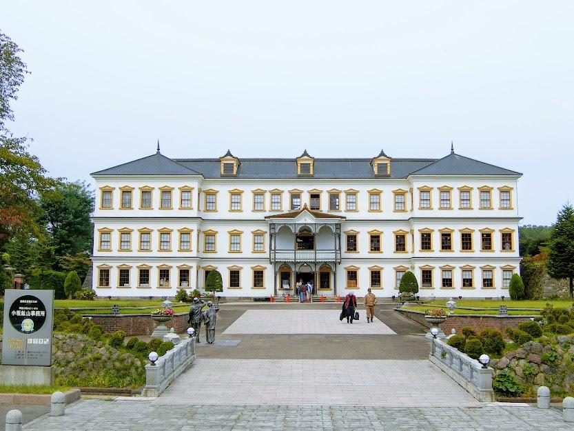 小坂鉱山事務所