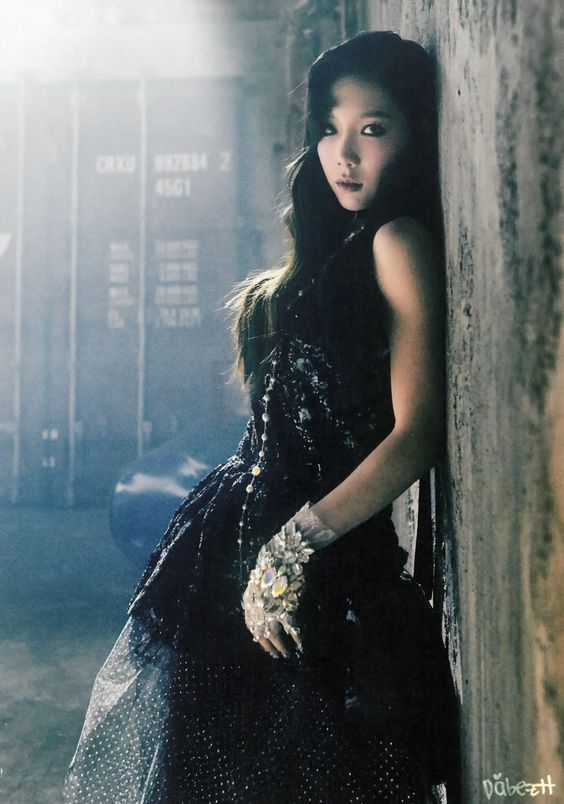 taeyeon gown 47