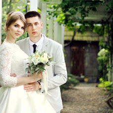 Wedding photographer Nadezhda Lukyanova (NadiL). Photo of 28.07.2016