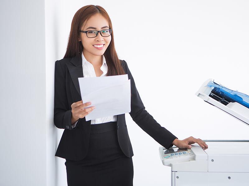 Thuê máy photocopy tại huyện Hóc Môn