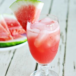 Vodka and Watermelon Cooler (from epicurious.com).