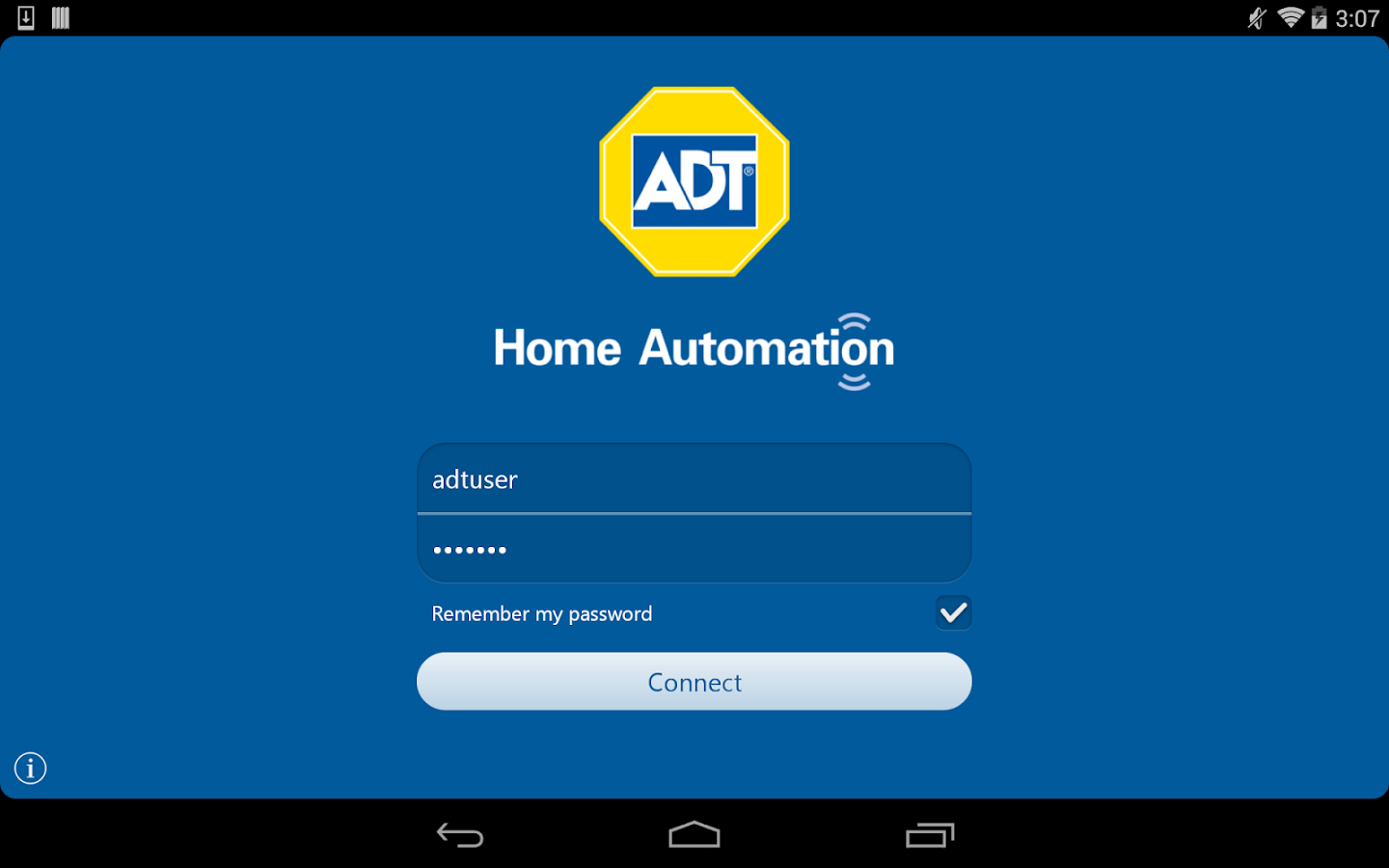 adt home automation android apps on google play. Black Bedroom Furniture Sets. Home Design Ideas