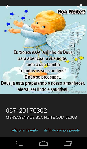 Boa Noite com Jesus 1.0.0.0 screenshots 4