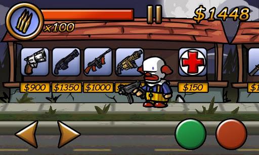 Zombieville USA screenshot 4