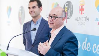 Diego García, presidente de Ashal, pregonero de la Feria