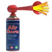 Pocket Airhorn