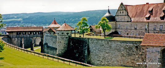 Photo: Kronach. Vesting Rosenberg.