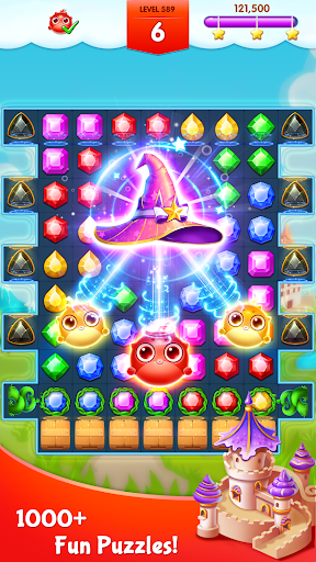 Jewels Legend - Match 3 Puzzle screenshots 7