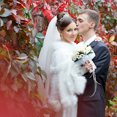 Wedding photographer Evgeniy Salienko (esalienko). Photo of 29.10.2014