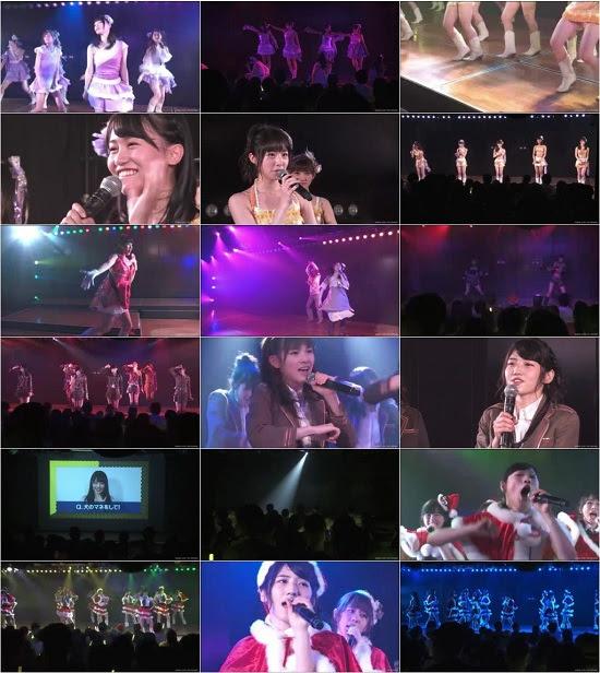 (LIVE)(公演) AKB48 チーム4 「夢を死なせるわけにいかない」公演 151225