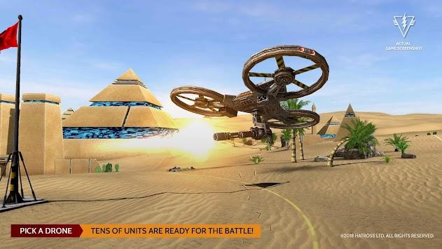 Drone War 3D apk screenshot