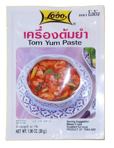 Tom Yum Paste 30 g Lobo