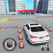 Modern Car Drive Parking 3d Game - PvP Car Games