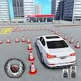 Modern Car Drive Parking 3d Game - PvP Car Games