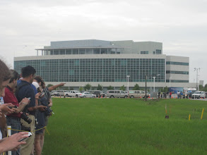 Photo: Mission Control building