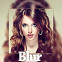 Blur Photo Square icon
