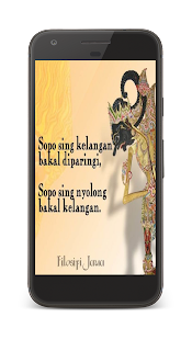Filosofi Jawa dan Artinya - náhled